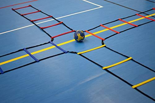 Sparset: 4 Koordinationsleitern, je 2 Meter lang