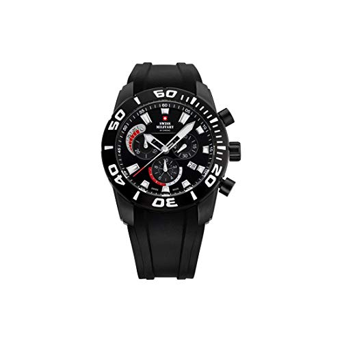Swiss Military orologio uomo cronografo SM34031.02