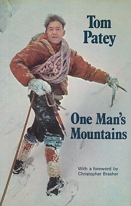 One man's mountains: essays and verses;
