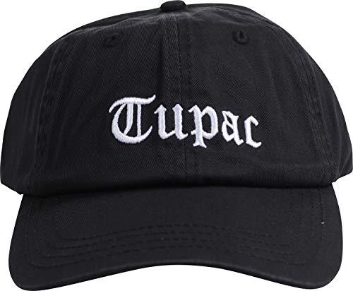 DressCode Tupac - Mens Dad Hat, Size: O/S, Color: Black