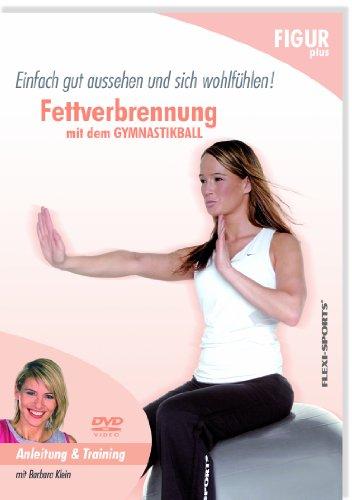 FLEXI-SPORTS® DVD Fettverbrennung mit dem Gymnastikball, mehrfarbig, 1126