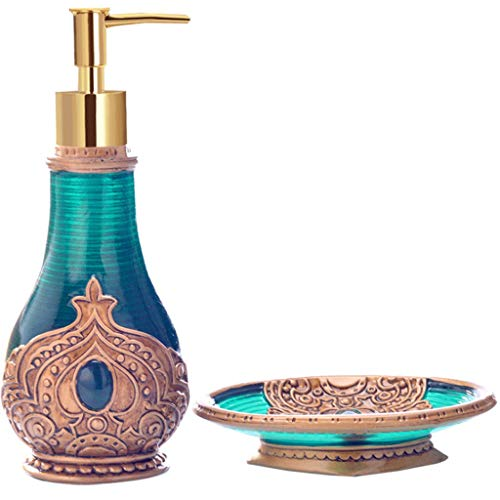AVEO Seifenspender Seifenkiste Seifenspender Kreative Handseife Flasche Hotel Home Duschgel Shampoo Flasche Lotion Flasche seifenspender automatisch