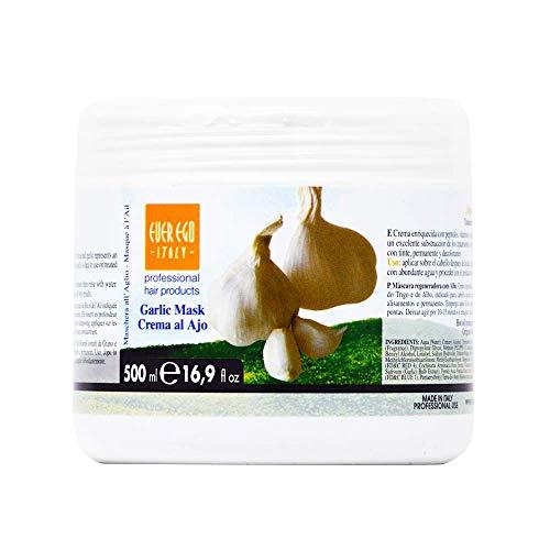 Alter Ego Garlic Mask plus Vitamin A, Impac Ego Hot Oil Treatment 16.9oz/500ml by Alter Ego