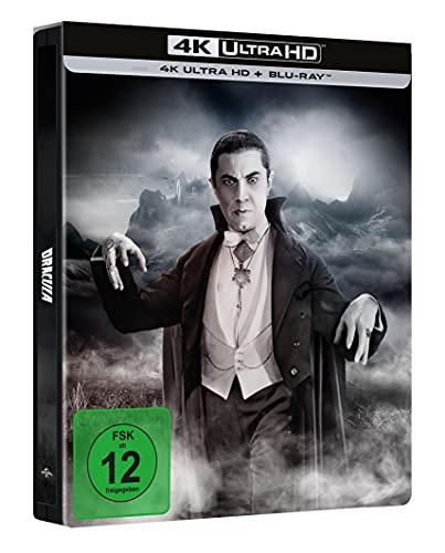 Dracula - Limited Steelbook (4k UHD Exklusiv bei Amazon) [Blu-ray]