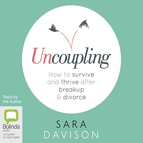 Uncoupling audiobook cover art