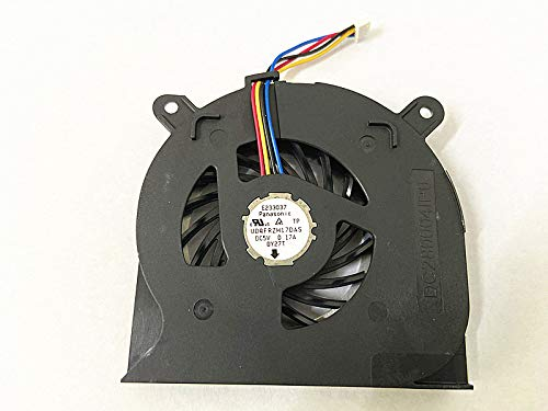 KEMENG New Laptop Replacement CPU Cooling Fan for DELL E6400 E6410 E6510