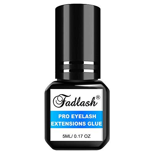 Ciglia Extension Colla 5ml Glue for Eyelash Extension Colla per Ciglia Professionale 3-4 secondi Colla Adesive