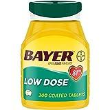 Aspirin Regimen Bayer 81mg Enteric Coated...