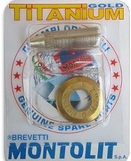 5//16 Montolit Brazed Wet or Dry Drill Bits 8mm