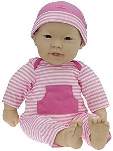 compra en línea hoy JC Toys 16  La Baby Baby Baby Asian Doll by JC Toys  marcas en línea venta barata