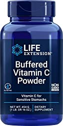Life Extension Buffered Vitamin C Powder is one of the best supplements for a vitamin C flush.