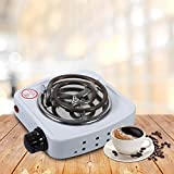 Demeras Estufa de Cocina Calentador de café portátil para Calentar café