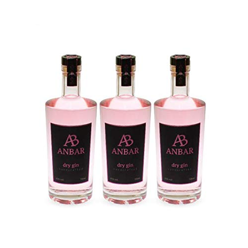 Anbar Gin Rosé (3 x 0,7 l)
