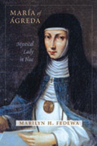 Mara of greda: Mystical Lady in Blue