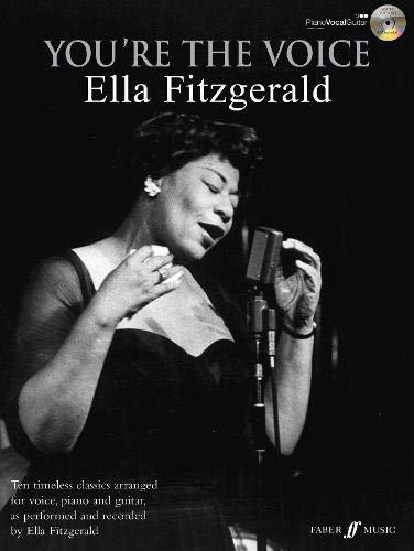 Ella Fitzgerald You\'re the Voice Piano/Voice/Guitar + CD