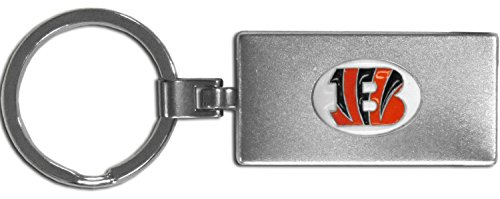 Official NFL Multi-Tool Personalized Key Chain Free Engraving (Cincinnati Bengals)