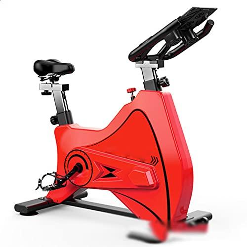 CJDM Spinning Bike, Cyclette domestiche Ultra silenziose, Attrezzature per Il Fitness, Cyclette a Pedali per la Perdita di Peso, Attrezzature per Il Fitness Sportivo Aziendale