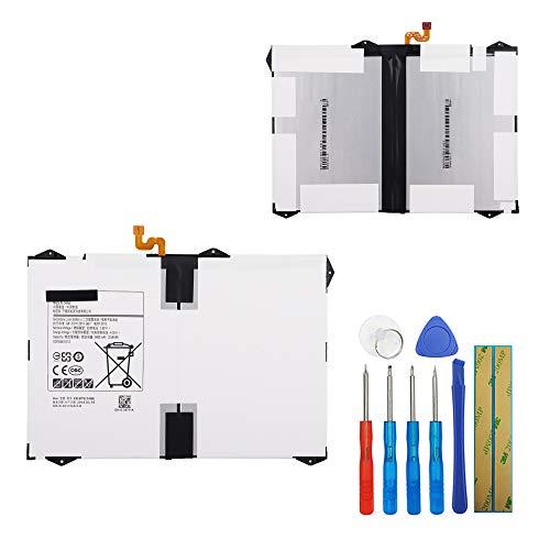 E-yiiviil Batería de repuesto EB-BT825ABA compatible con Samsung Galaxy Tab S3 SM-T820 T825 de 9,7 pulgadas con herramientas.