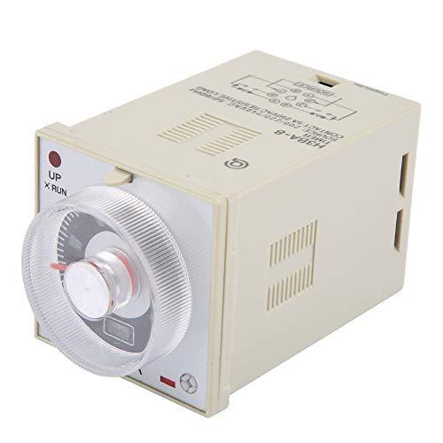 Timers voor vertragingstijden, H3BA-serie Timers voor vertragingstijden met hoge nauwkeurigheid 0-10/30 seconden 8-pins (H3BA-8-10S 200/220 / 240V)