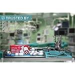 Elastic Stretch Gauze Rolls (6-Pack) - [ 2X Longer ] - Size: 4 inch x 8 Yards 14 Gauze Rolls