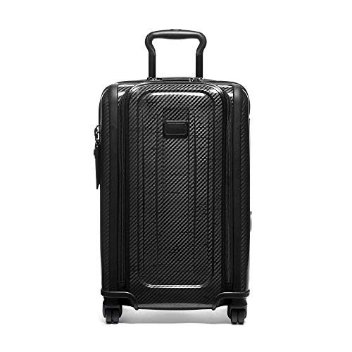TUMI - Tegra Lite Max International Expandable 4 Wheeled Carry-On Luggage - 22 Inch Hardside Suitcase for Men and Women - Black/Graphite