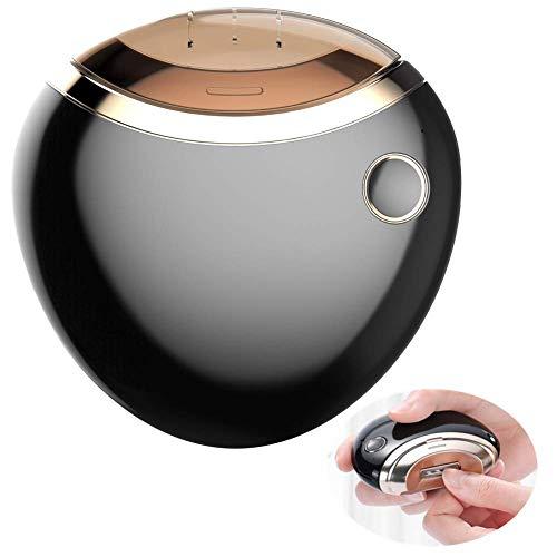 GKPLY Coupe-Ongles électriques, Coupe-Ongles et Filer électriques Portables, adaptés aux tondeuses à Ongles pour Personnes âgées et Enfants Tools Outils de manucure pour la sécurité à la Maison.