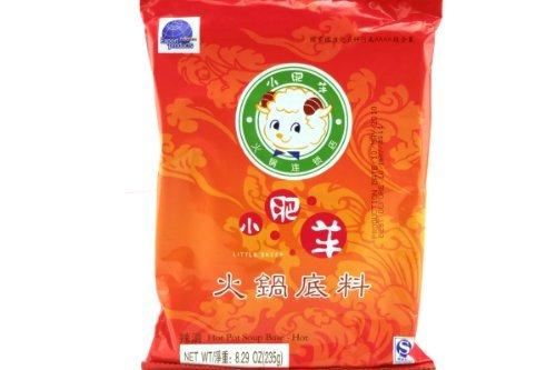 Mongolian Hot Pot Soup Base - (Hot / Spicy (8.29 Oz)) by Little Sheep