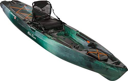 Old Town Topwater 120 Angler Fishing Kayak (Boreal, 12 Feet)