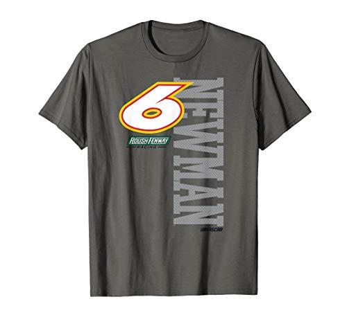 NASCAR - Ryan Newman - Vertical Diamond Plate T-Shirt