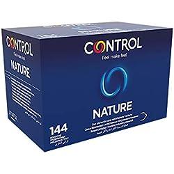 Pack de 144 preservativos Control Nature