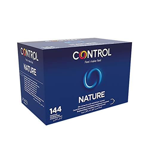 CONTROL Profilattici, 144 Profilattici
