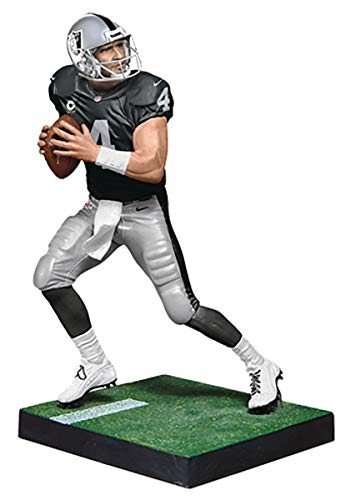McFarlane NFL Madden 18 Ultimate Team Series 2 DEREK CARR #4 - Oakland Raiders Figur
