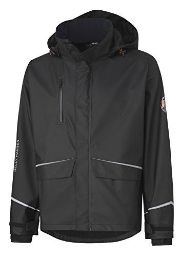 Helly Hansen Workwear Regenjacke Chelsea Rain Jacket wasserabweisende Arbeitsjacke 990 S, 70115