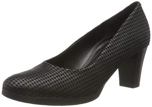 Gabor Damen Comfort Fashion Pumps, Grau (Anthrazit 13), 39 EU
