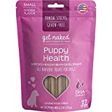 Get Naked Grain Free 1 Pouch 6.2 Oz Puppy Health Dental Chew Sticks, Small