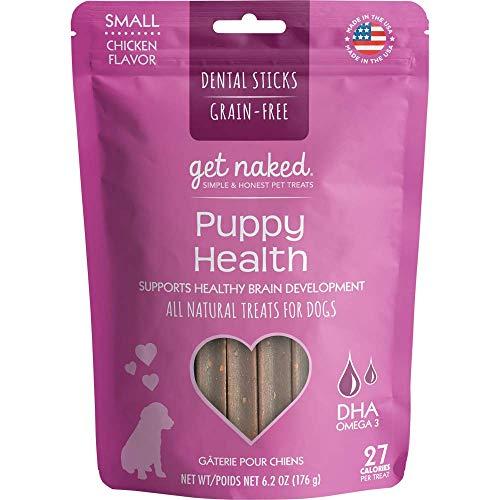 Get Naked Grain Free Puppy Dental Sticks