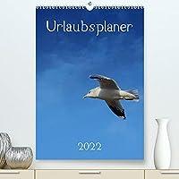 Urlaubsplaner 2022 (Premium, hochwertiger DIN A2 Wandkalender 2022, Kunstdruck in Hochglanz): Planen Sie ihre schoensten Tage und Wochen des Jahres fruehzeitig. (Geburtstagskalender, 14 Seiten )