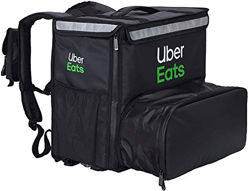 新品 uber eats ウーバーイーツ リュック バックパック 保冷バッグ デリバリー ウバック
