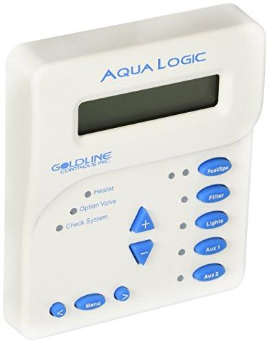 Hayward Goldline AQL-WW-P-4 AquaPlus Ersatz-Fernbedienung für Display/Tastatur