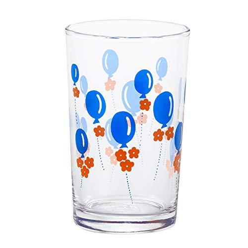 こんな可愛い絵柄のガラス食器も、レトロを感じる品ですよね。かつて昭和時代の家庭で使われていたアデリアのグラスを、現代の技術でリメイクしました。涼し気なデザイングラスでサイダーなんていかがでしょう?