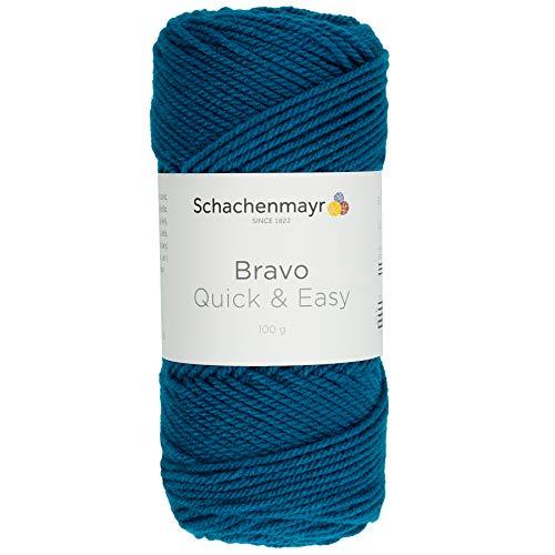 Schachenmayr 9807590-08195 - Hilo para tejer a mano, 100% poliacrílico, color petróleo, talla...