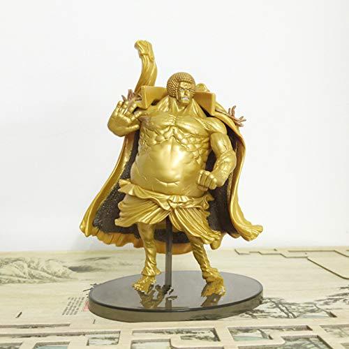 Estatua de juguete Modelo de juguete de una pieza Exquisito Anime Decoración Top Fight/Buddha's Warring States 17CM