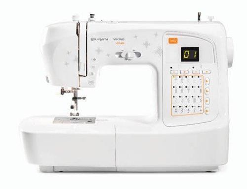 Husqvarna Viking 100 Q - Máquina de coser [Importado de Alemania]