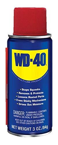 WD-40 Lubricant Aerosol Spray 3 oz