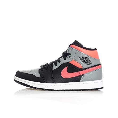 Nike Air Jordan 1 Mid Noir - 46