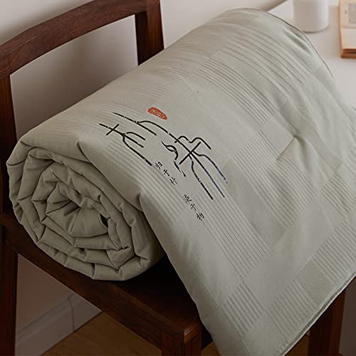 IKITOBI Sábanas de cama extra profundas para cama de 150 x 200 cm