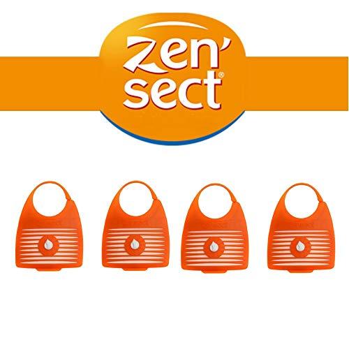 Zensect Accroche-Mites Suspendue Sacs 2 Pièces