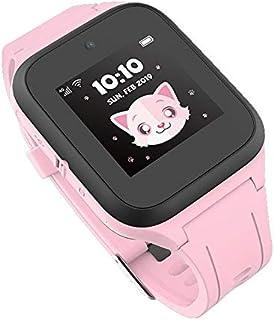 Alcatel MT40X Akıllı Çocuk Saati, Pembe (Alcatel Türkiye Garantili)