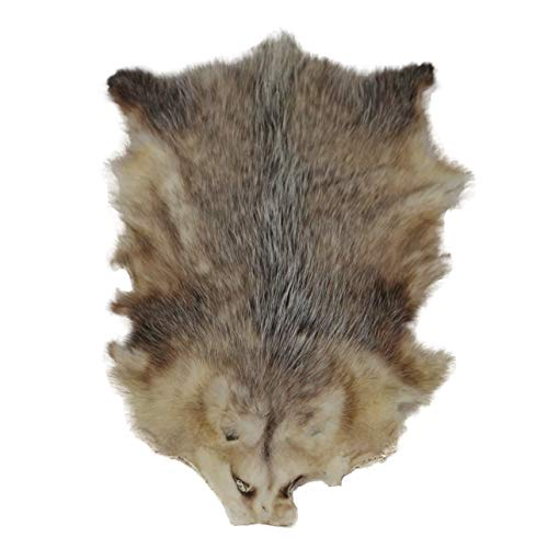 Glacier Wear Fine Furs & Leather North American Opossum Fur Pelt (Four Pelts)