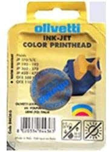 Olivetti B0203 - Cartucho Inyeccion Tinta Color Foto Jp/192